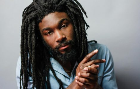 Jason Reynolds, author appearing in Milwaukee in 2016. Handout photo.